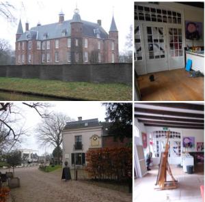 Gerdine Duijsens studio Oud Zuilen